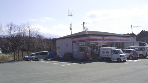 サークルK富士宮朝霧店