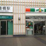 サンクス新豊橋駅店