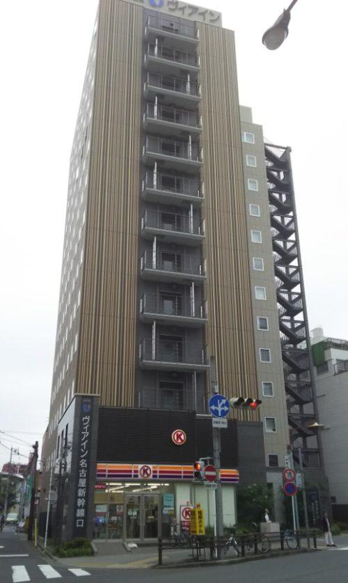 サークルK中村竹橋町店(ヴィアイン名古屋新幹線口)