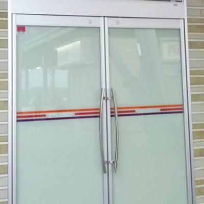 サークルKのドア(サークルK・サンクス統合後)