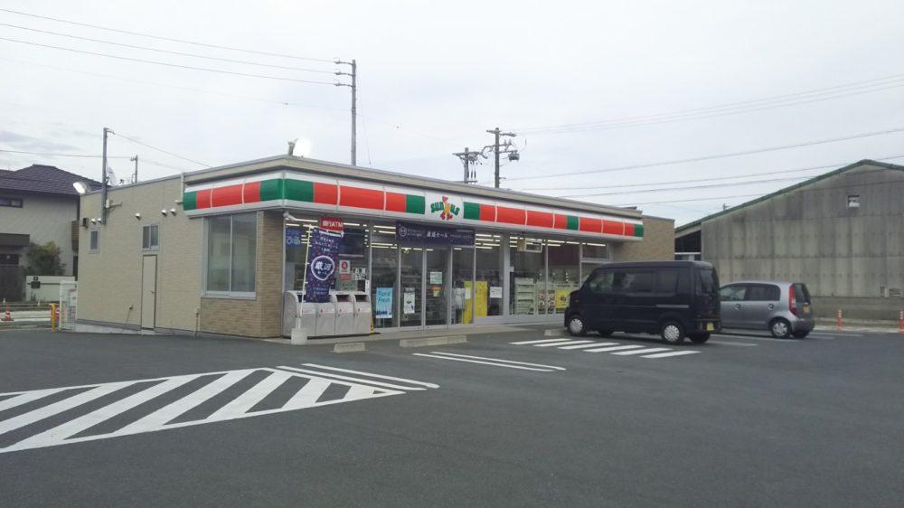 サンクス蒲郡港町店