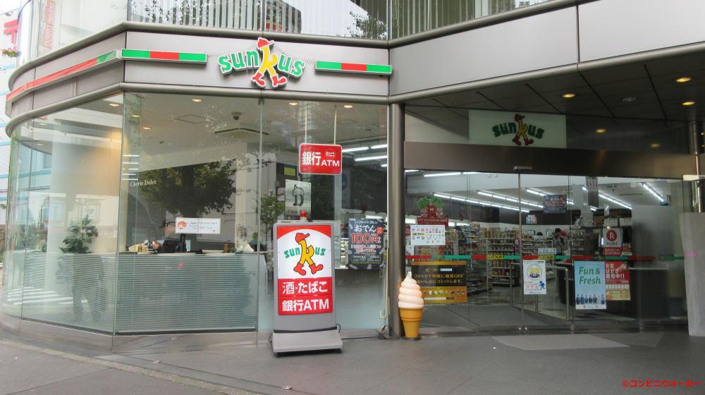 サンクス銀座中央通り店