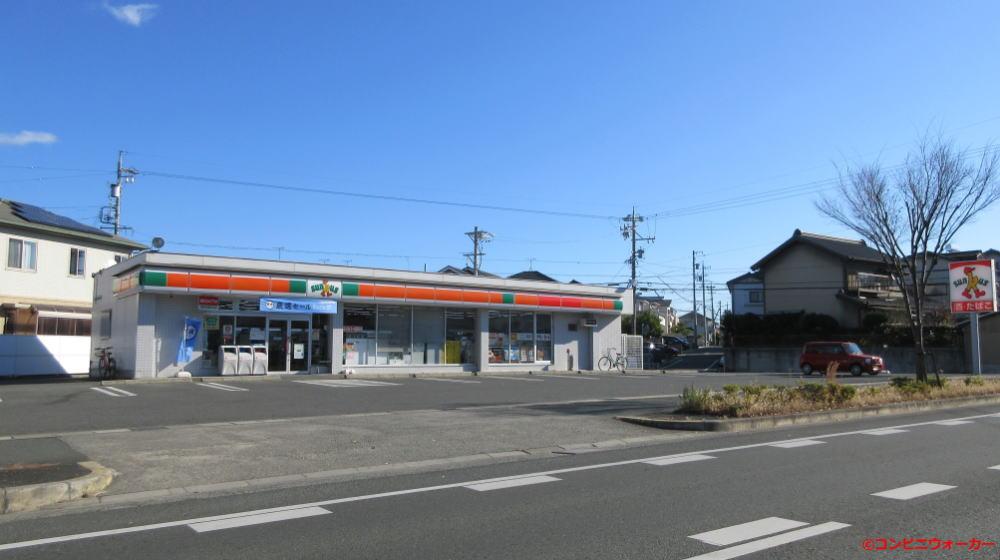 サンクス豊橋江島店