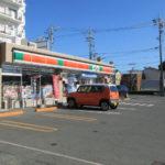 サンクス豊橋前田町店