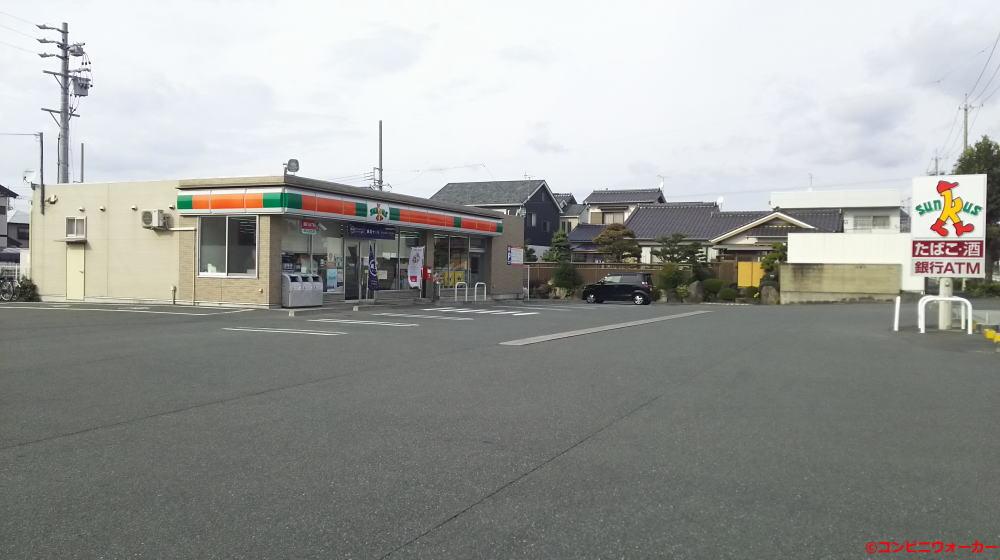 サンクス豊川市田店