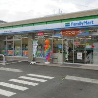 ファミリーマート豊川本野ケ原二丁目店