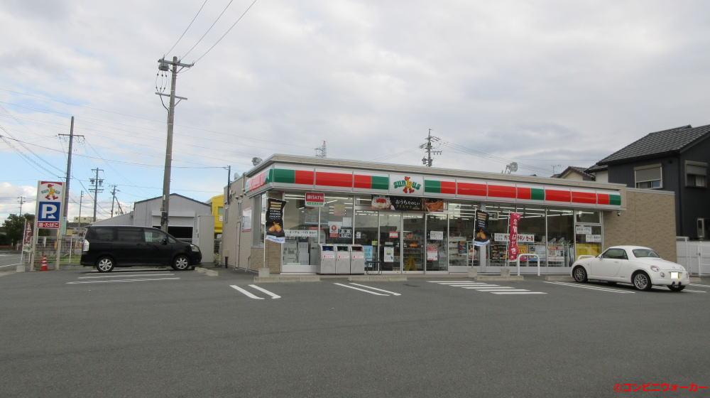 サンクス豊川堺町店