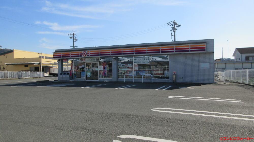 サークルK田原古田町店