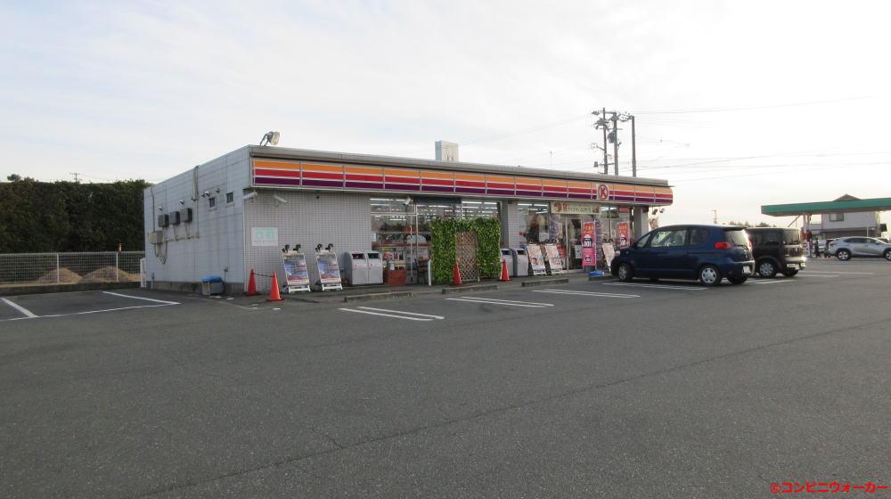 サークルK豊橋大清水店