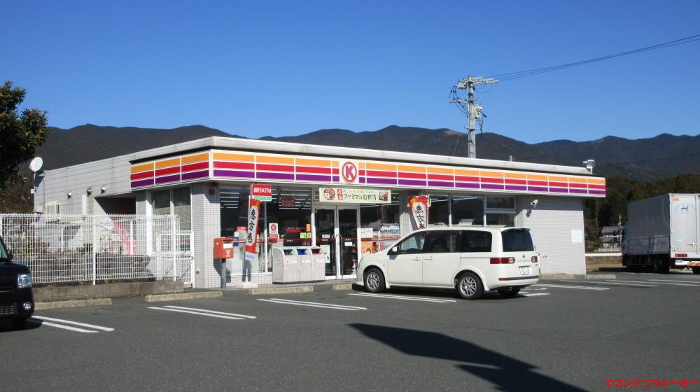 サークルK新城とよさか店