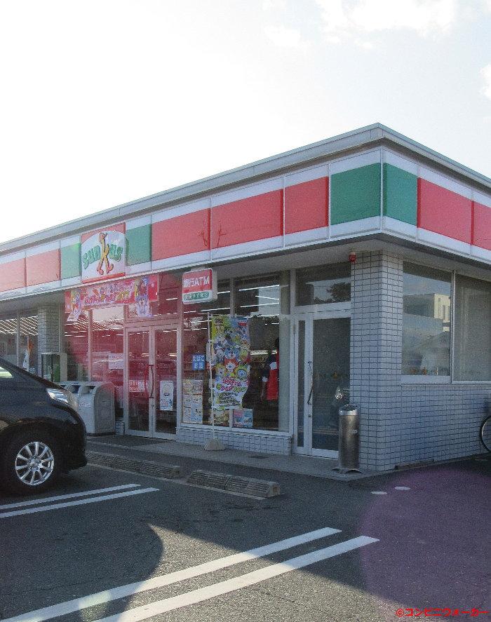 サンクス豊橋柱八番町店