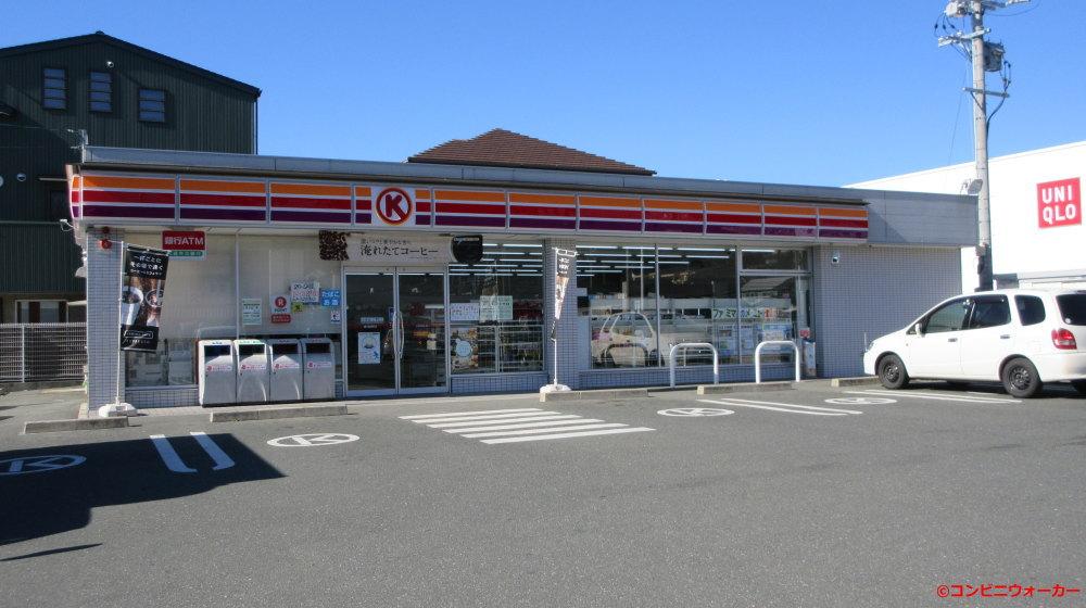 サークルK豊川御油町店