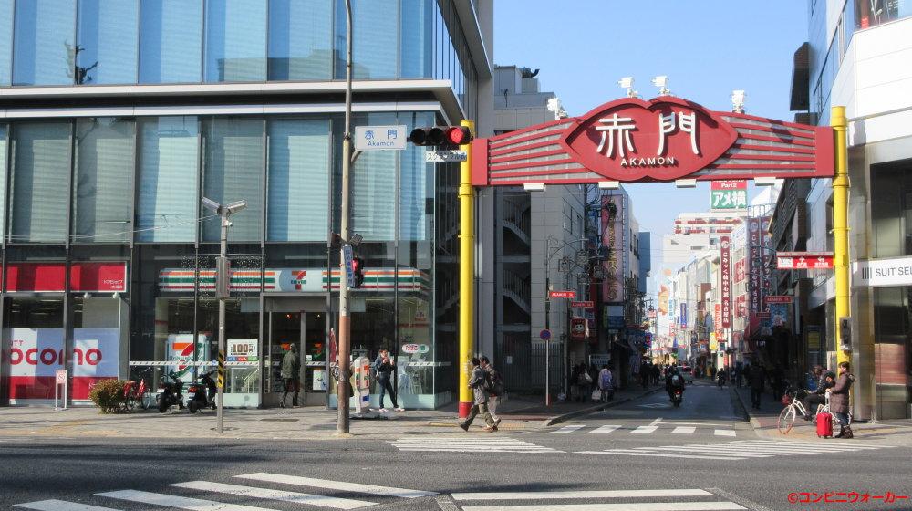 セブンイレブン名古屋大須赤門店