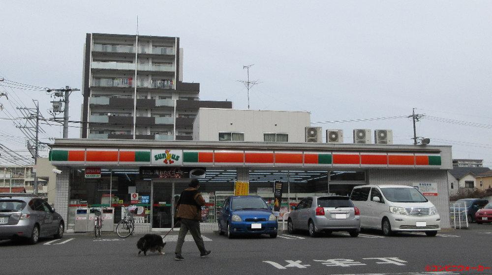 サンクス名古屋上飯田店