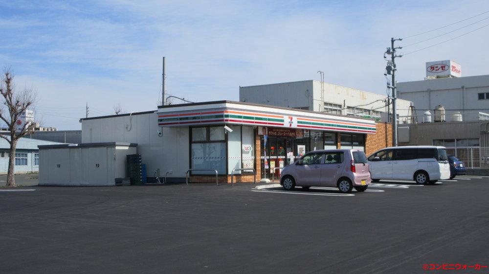 セブンイレブン豊橋問屋町店
