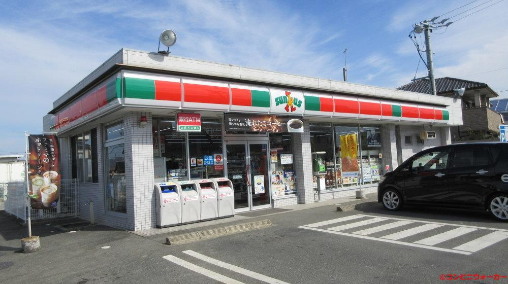 サンクス小坂井伊奈店