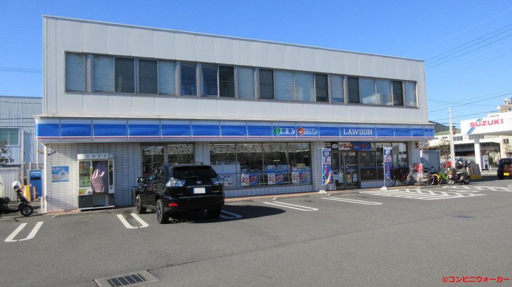 ローソン静岡南安倍店