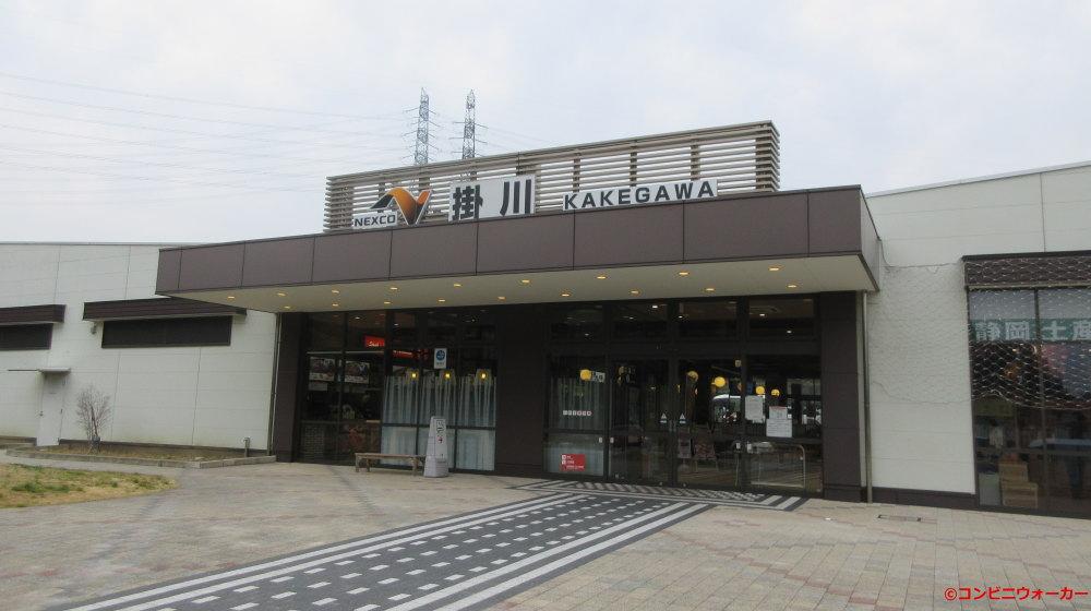 デイリ-ヤマザキ掛川PA(上り)店