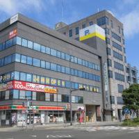 サンクス豊橋石塚店 旧・サンクス東海(株)本社