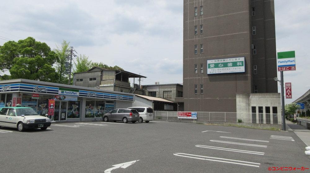 ファミリーマート ナゴヤドーム前店 全景