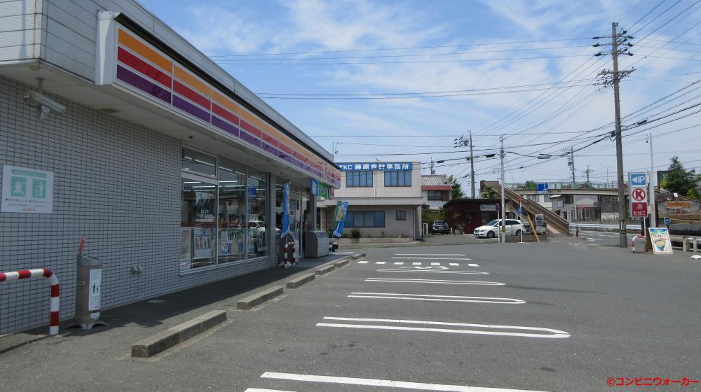 サークルK豊橋東三ノ輪店 駐車場