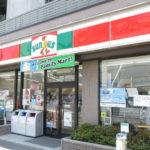 サンクス東品川店