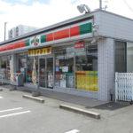 サンクス豊橋上野店