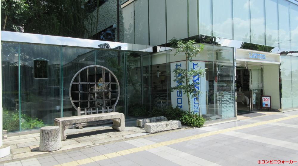 ローソン京都西本願寺前店