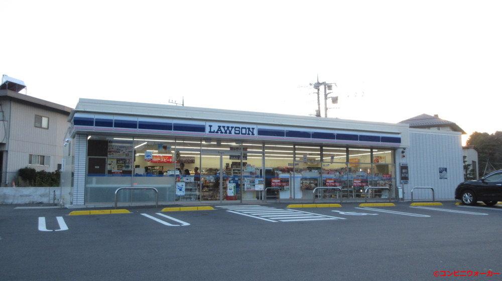 ローソン鳴沢店