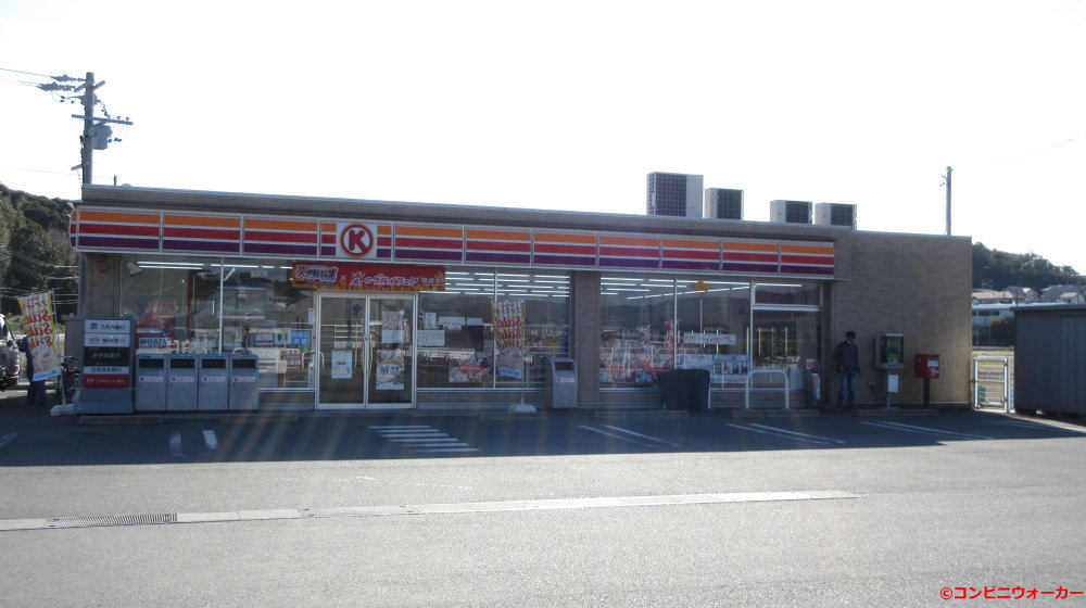 サークルK湖西坊瀬店