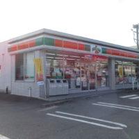 サンクス浜松小沢渡店