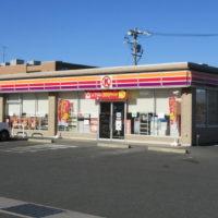 サークルK浜松湖東高校前店
