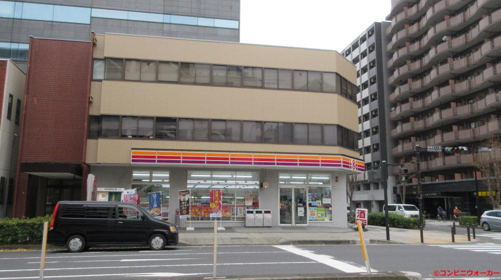 サークルK新横浜三丁目店
