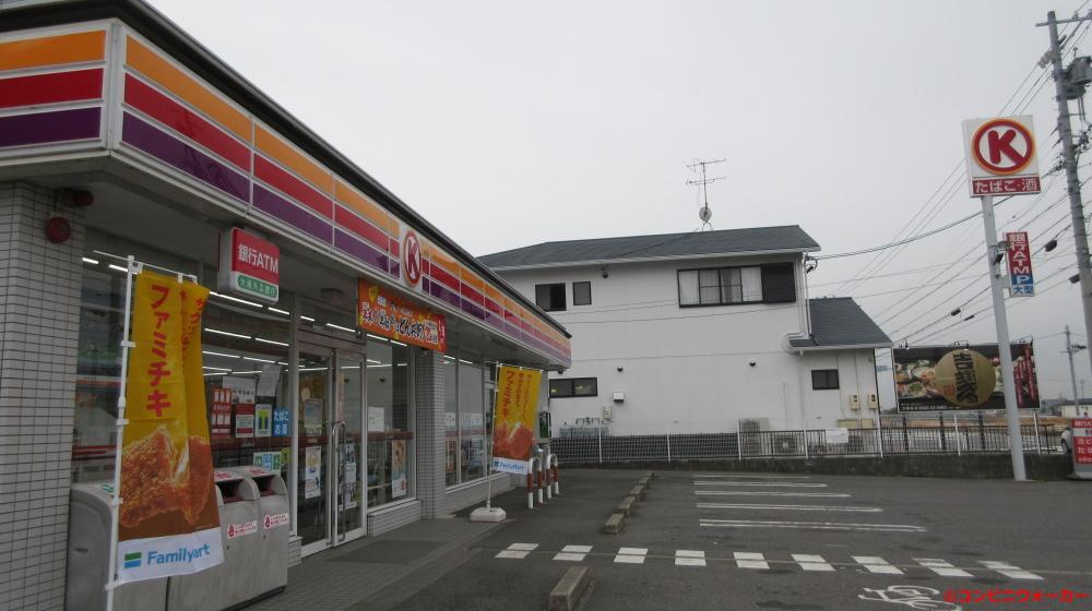サークルK西尾駒場店