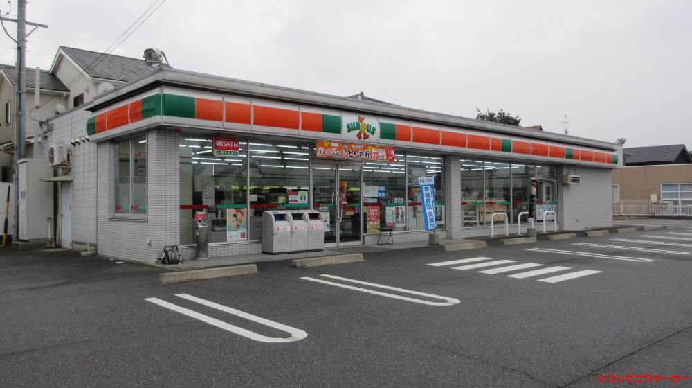 サンクス高浜神明町店