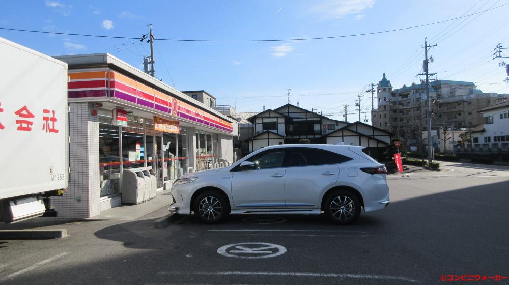 サークルK岡崎大西二丁目店