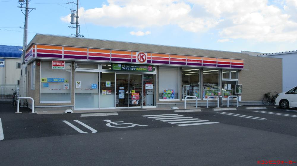 サークルK春日井松河戸町店