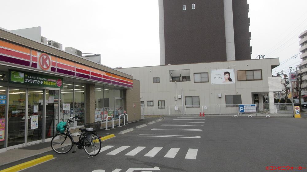 サークルK瑞穂弥富通四丁目店
