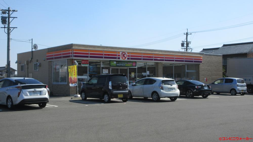 サークルK津島東公園前店