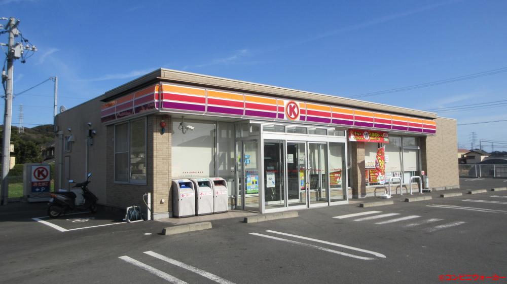 サークルK御前崎新川橋西店