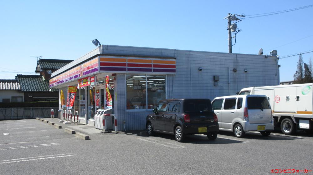 サークルK江南上奈良店