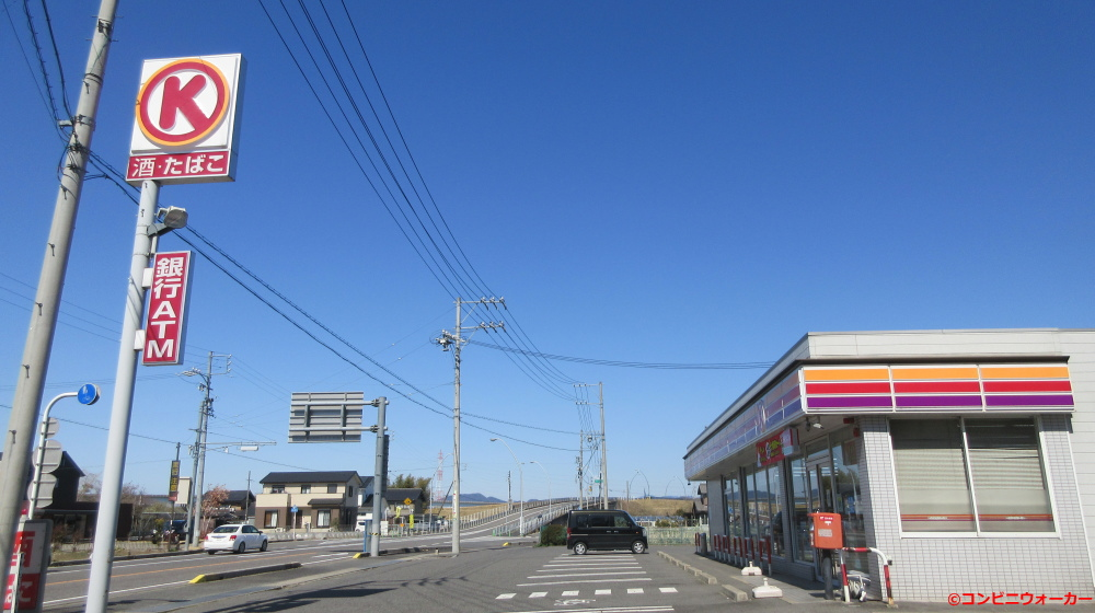 サークルK川島渡町店