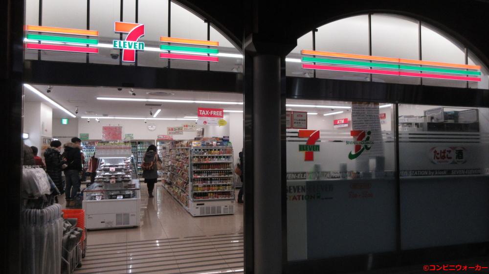 セブンイレブン北海道ST札幌パセオ西店