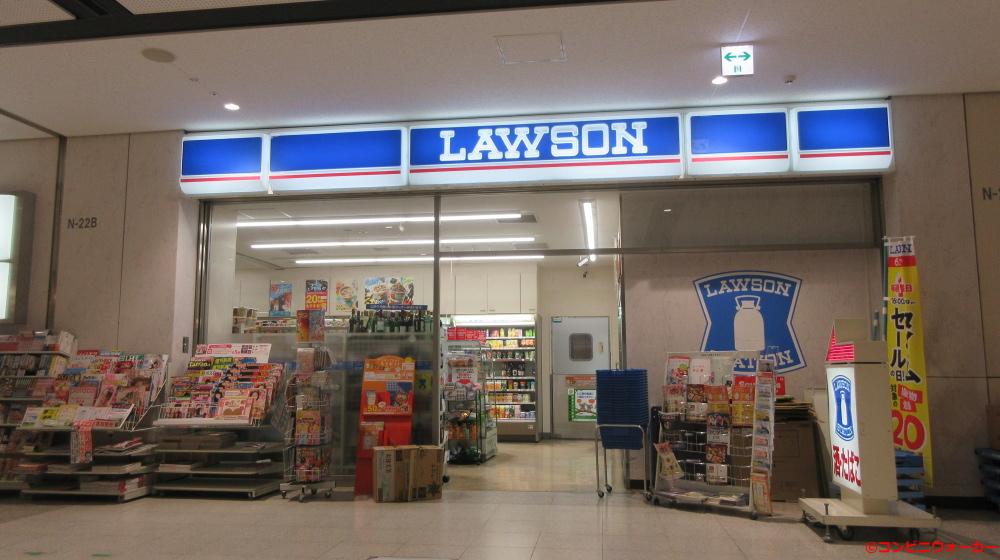 ローソン新千歳空港到着口店