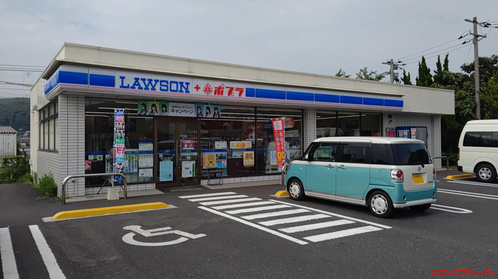 ローソン・ポプラ松江馬潟店